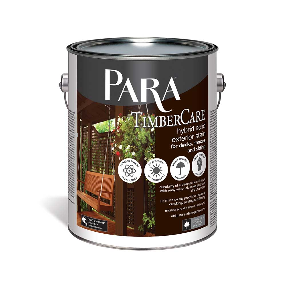 Timbercare Solid Wood Stain Hybrid Para Paint